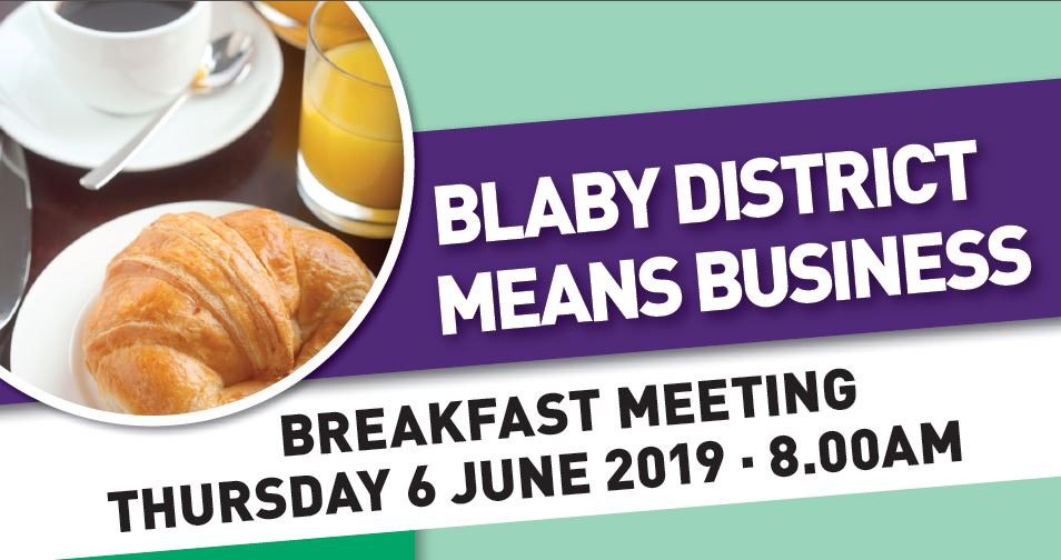 Blaby Business Brealfast