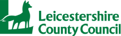 Leicestershire County Council - link to the website