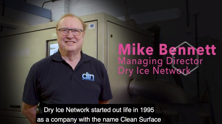 Cracking growth for Dry Ice Network image
