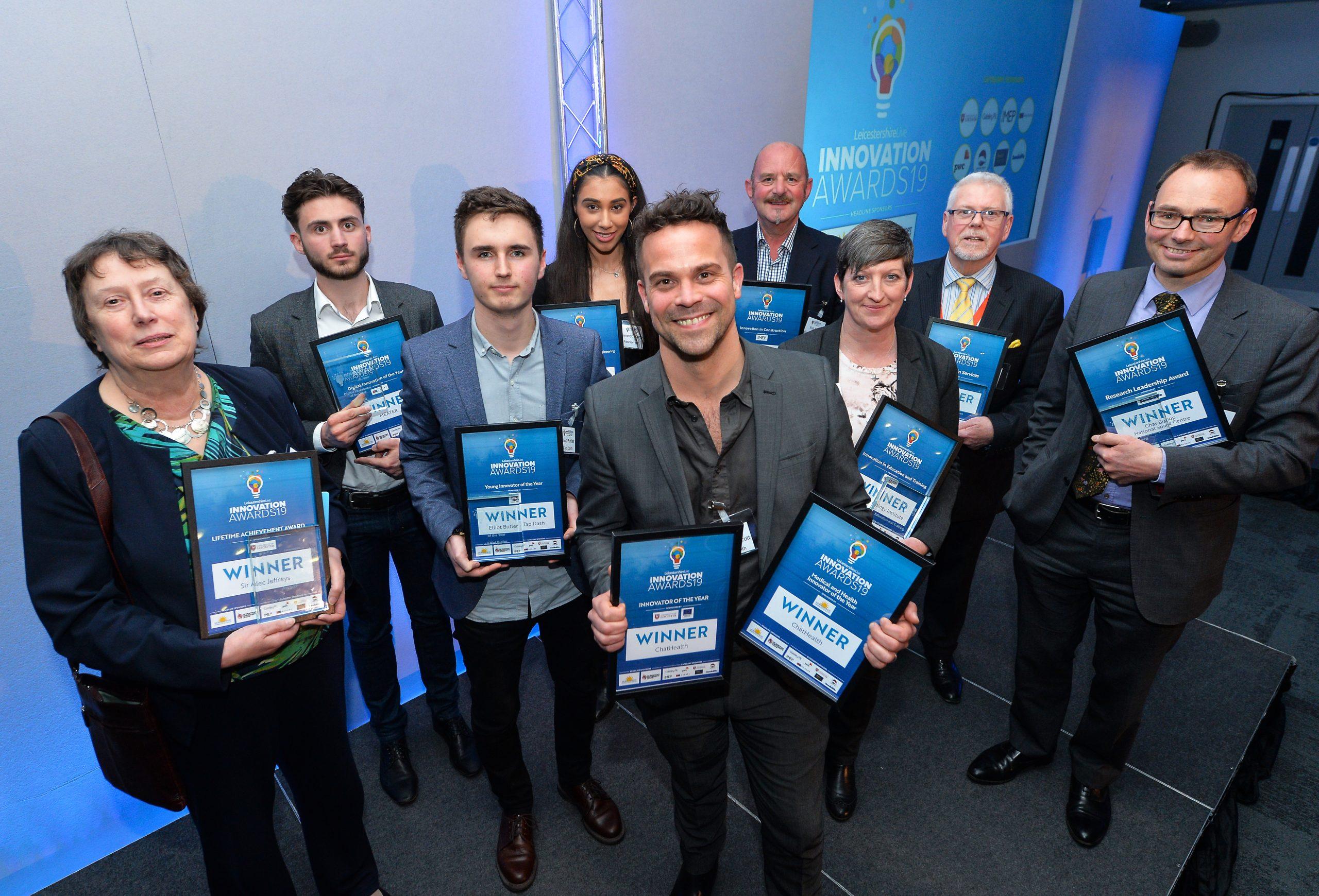 Leicester Innovation Week starts next week