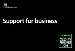 Gov Business Support logo
