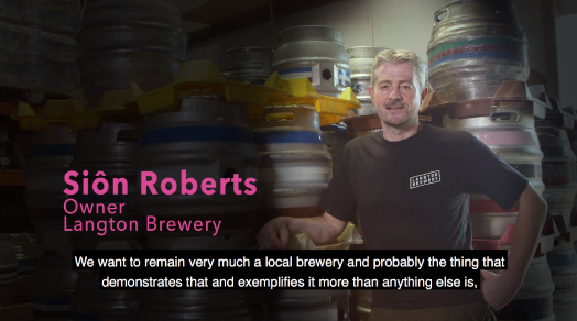 Brewery crafts out new products with support image