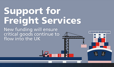 Support for Freight Image