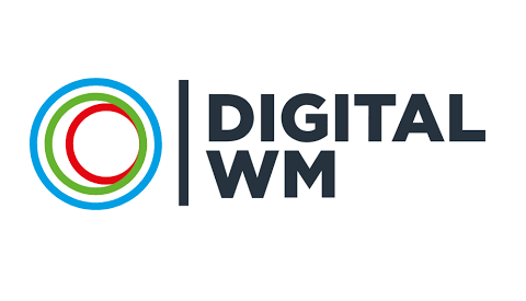Digital West Midlands logo