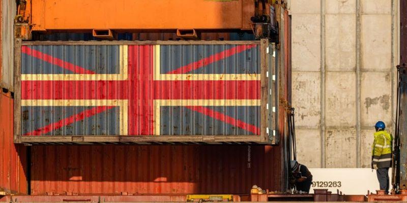 Export cargo-container