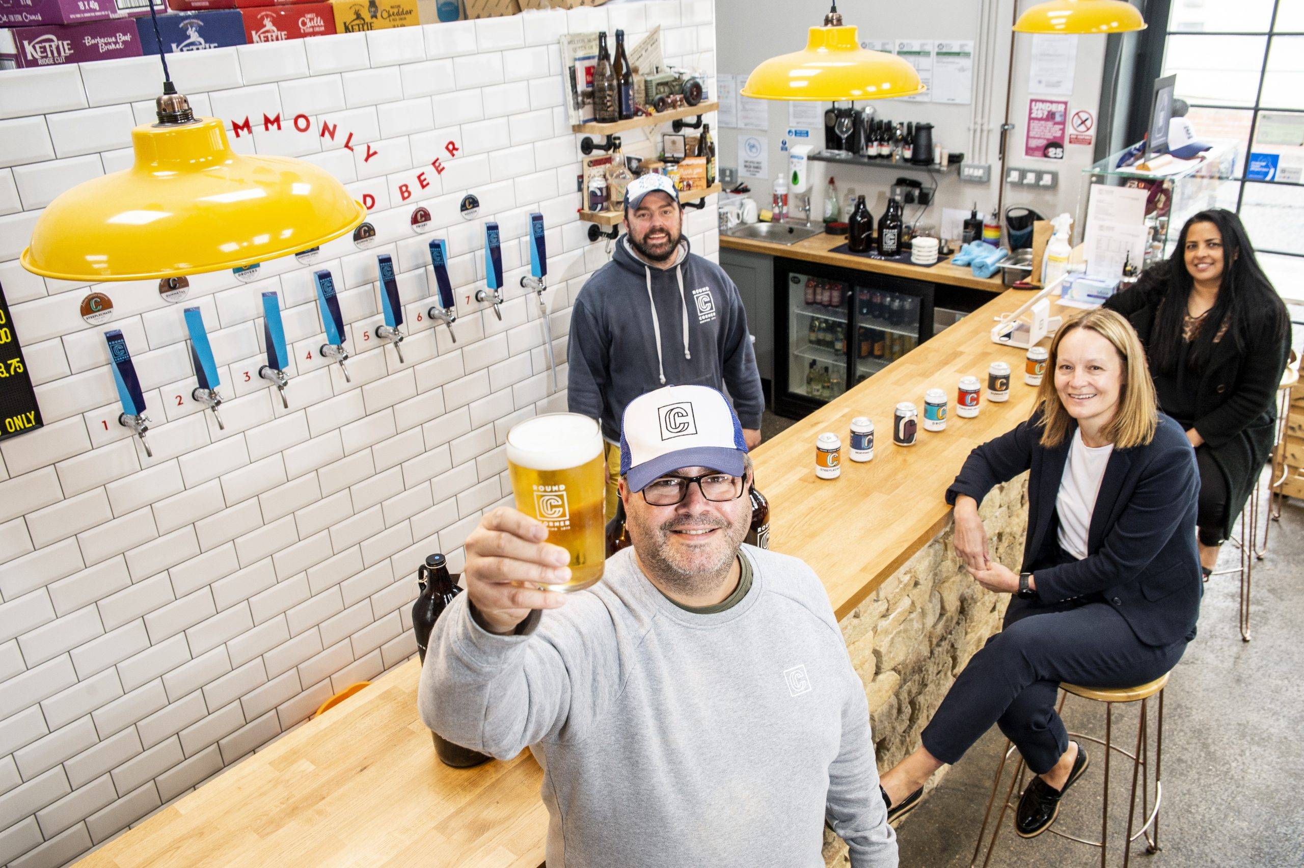 Tap-room-with-four-people