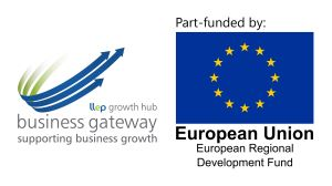 Gateway and ERDF logos