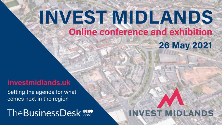 Invest Midlands Banner 2